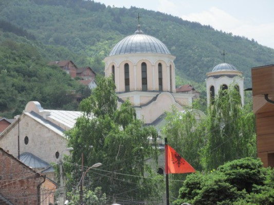 Храм святителя Николая в Призрене