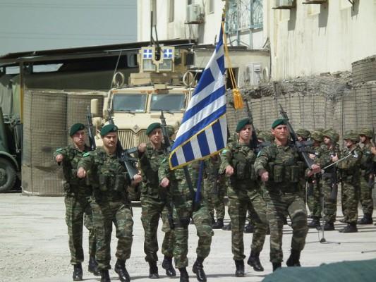Армия Греции