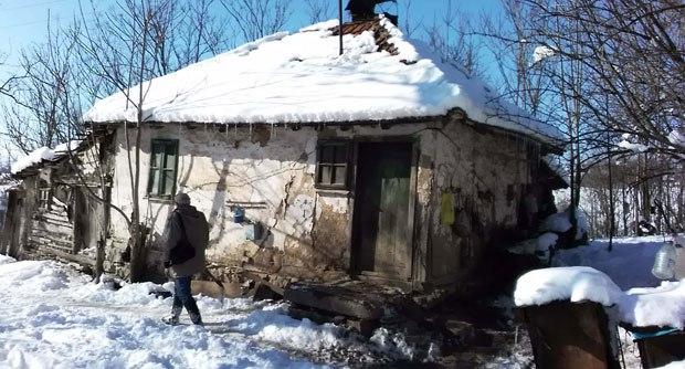 Дом сербской старушки