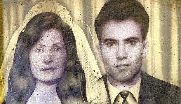 Мара с мужем