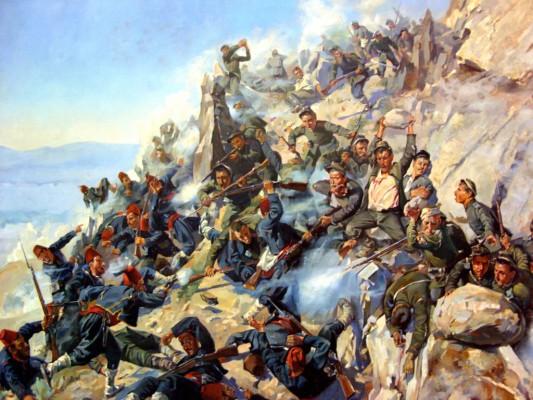 Сражение на Шипке